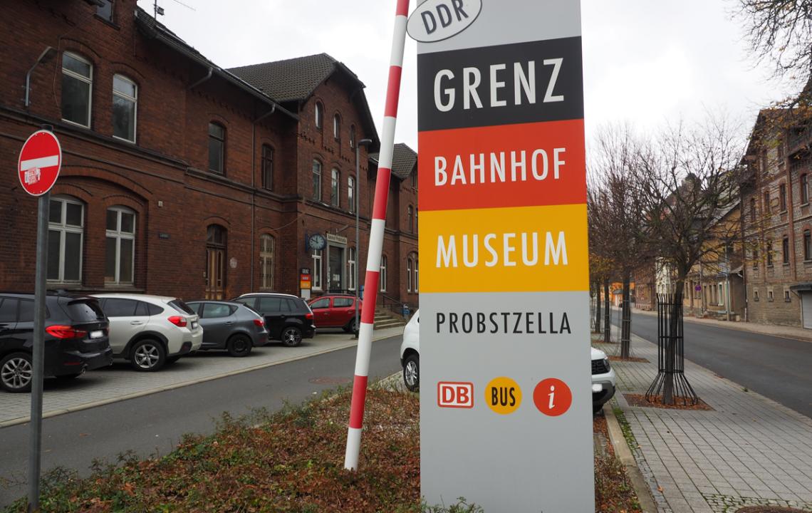 Grenzbahnhofmuseum in Probstzella